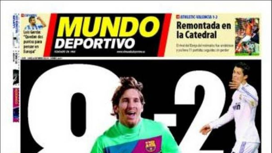 De las portadas del día (28/02/2011) #14