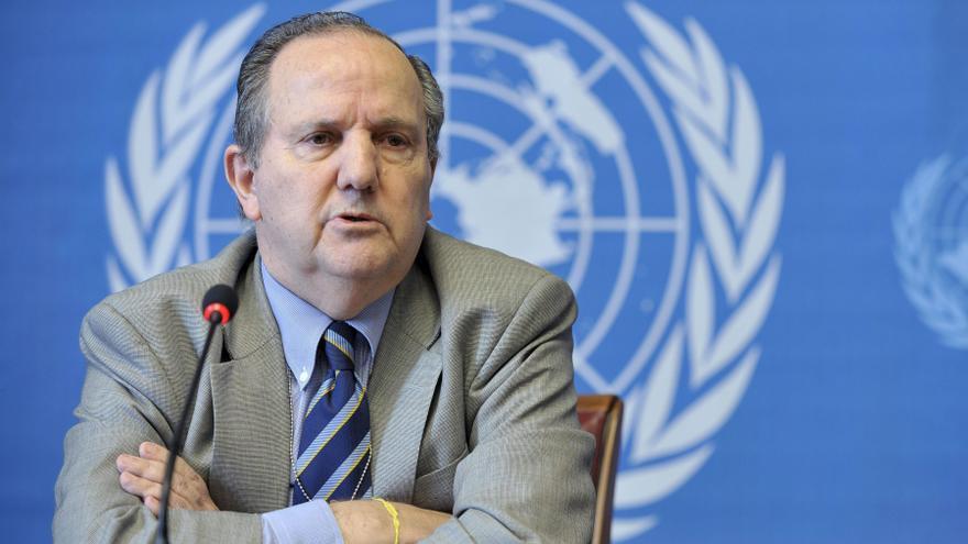 El relator de la ONU contra la tortura dice que persisten los malos tratos en Marruecos