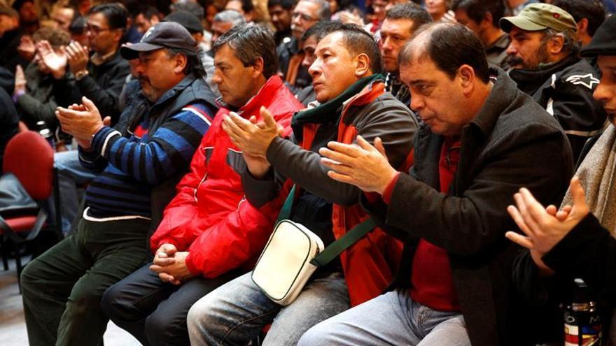 """La central sindical uruguaya dice que el seguimiento de la huelga general es """"formidable"""""""