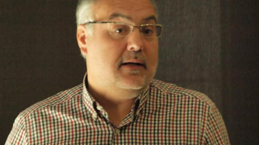 Estanislao Martín, secretario regional de PREx-CREx