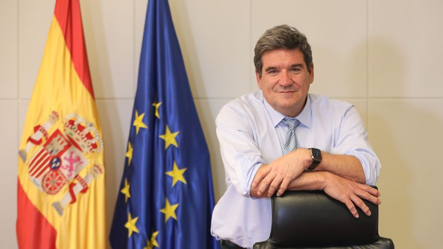 """José Luis Escrivá: """"La reforma de la jubilación anticipada será muy gradual para dar tiempo a la preparación"""""""