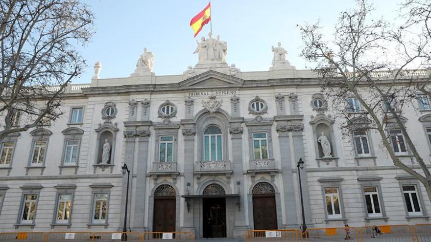 """El Tribunal Supremo inicia hoy el juicio al """"procés"""""""