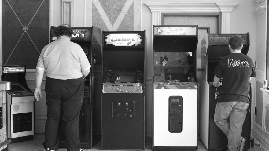 Las máquinas de arcade comenzaron a triunfar en los 80, cuando Billy Mitchell era joven (Imagen: Florence Ivy | Flickr)