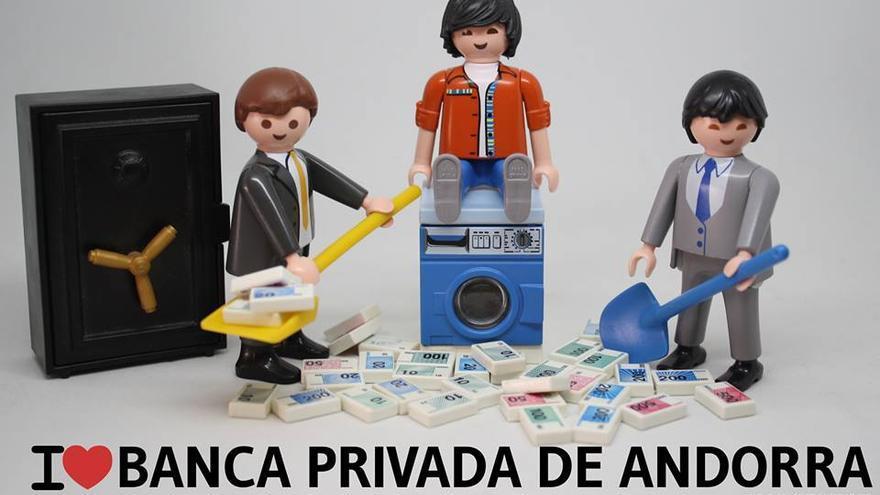 I love Banca Privada de Andorra