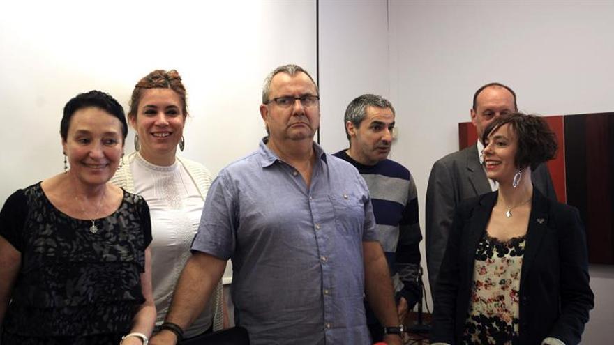 Comienza el juicio a los acusados de integrar el 'frente de cárceles' de ETA