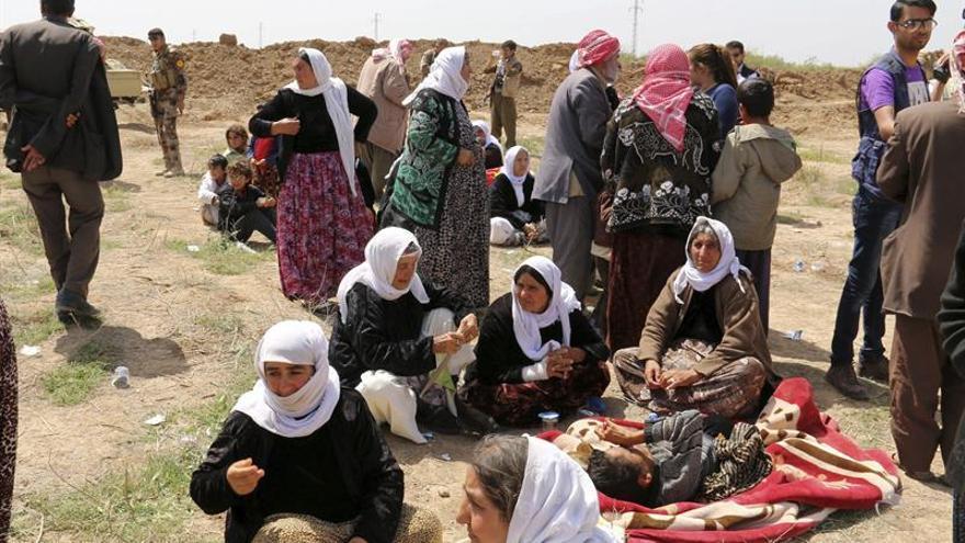 700 rusas y azerbaiyanas del Estado Islámico detenidas en Irak, según una diputada yazidí