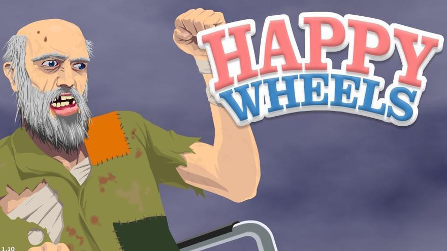 Happy Wheels cosecha éxitos desde hace más de cuatro años