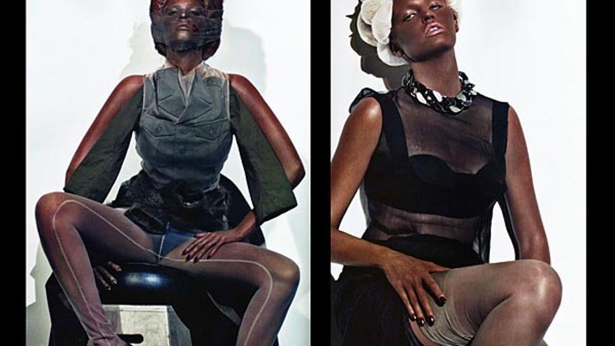 La polémica sesión de fotos de Vogue India