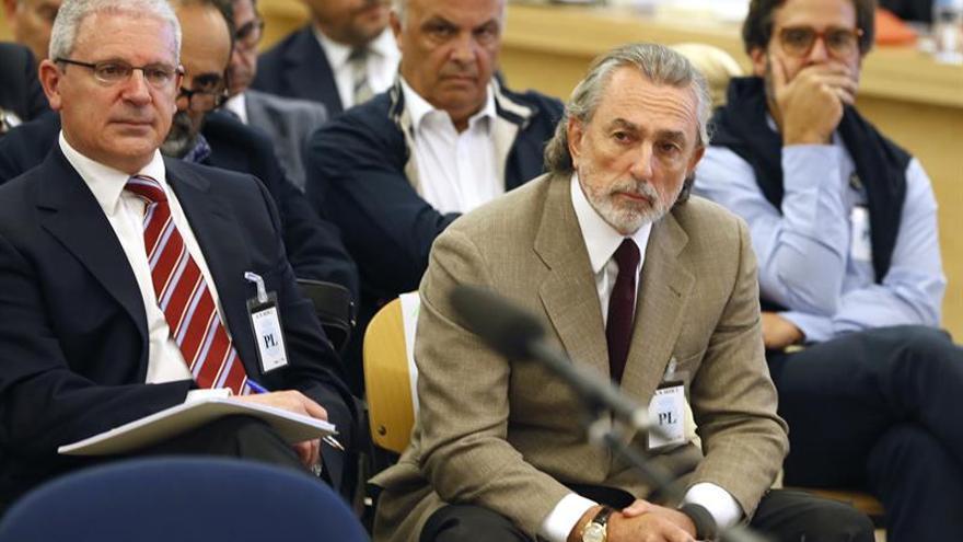 Semana clave del juicio de Gürtel con las declaraciones de los acusados
