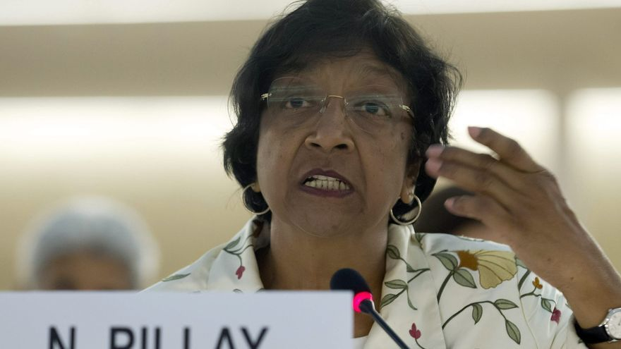 La Alta Comisionada de D.Humanos de la ONU alaba la negociación entre el Gobierno y las FARC