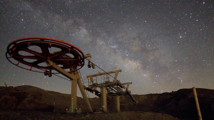 Observatorio de Sierra Nevada | Azimuth