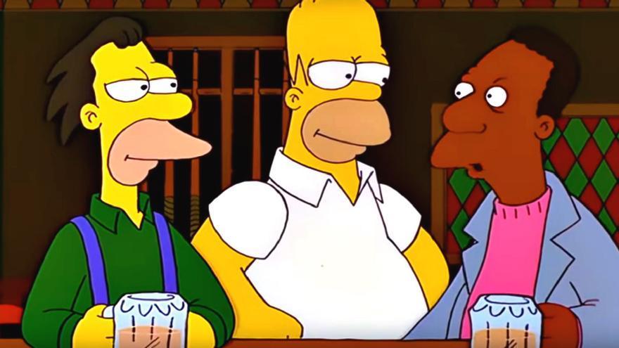 Carl, a la derecha, es uno de los personajes que se verá afectado por esta medida