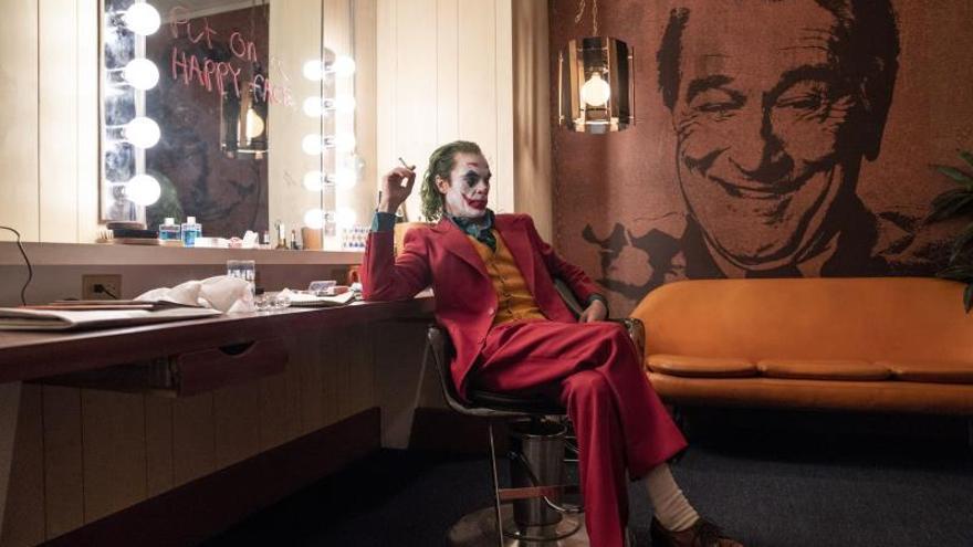 """""""Joker"""" resiste sin problemas en EE.UU. a """"The Addams Family"""" y """"Gemini Man"""