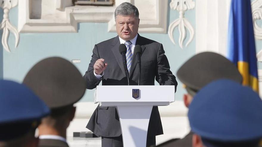 Poroshenko se reunirá con Trump en Nueva York el próximo 21 de septiembre