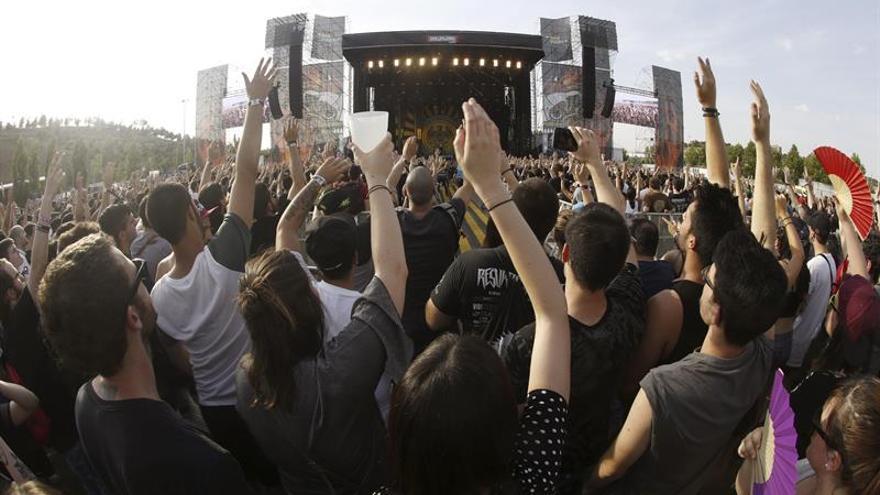 Linkin Park edulcora la inauguración del Download Festival madrileño