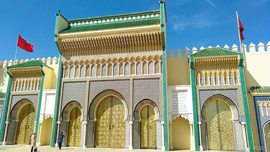 Palacio Real de Fez, Marruecos