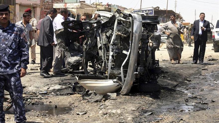 Irak sufre en abril el mayor número de víctimas por la violencia desde 2008