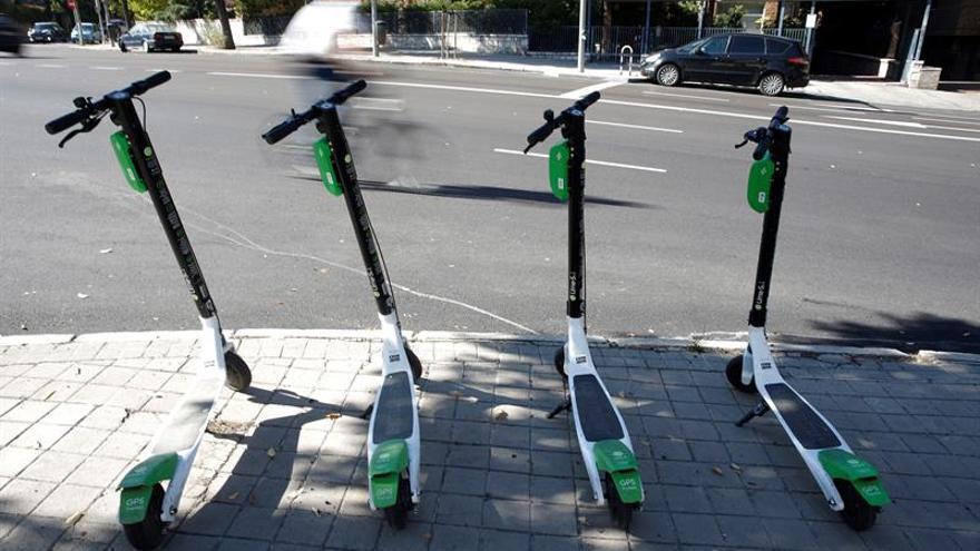 Los patinetes eléctricos buscan quedarse como una nueva movilidad urbana en China