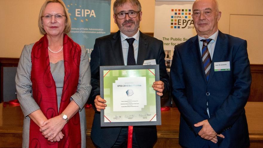 Europa reconoce como 'buena práctica' el modelo navarro de atención sanitaria a enfermos crónicos