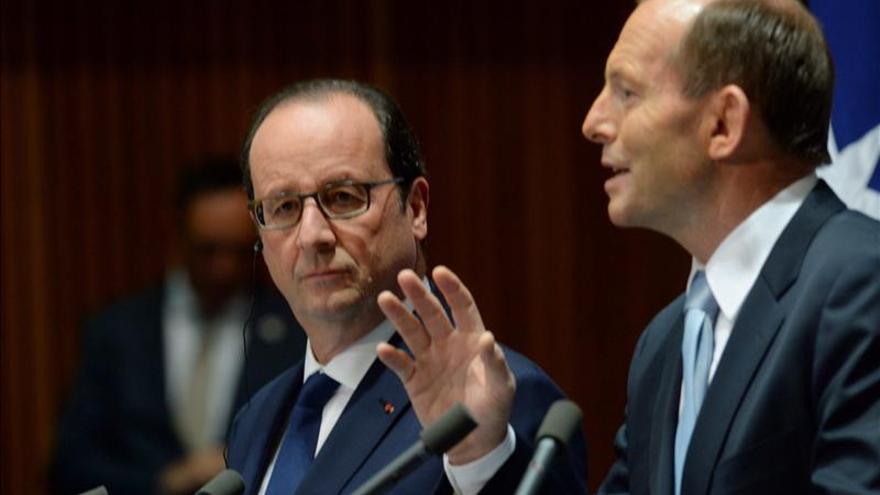 Hollande condena el ataque contra una sinagoga en Jerusalén oeste