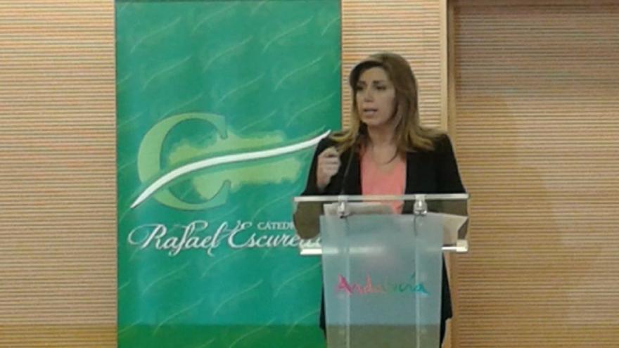 Díaz anuncia un decreto para agilizar los plazos de tramitación de los planeamientos urbanísticos
