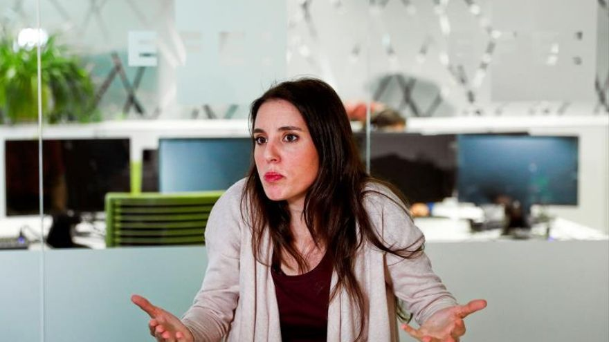 El comentario machista de un concejal de Cuenca sobre Irene Montero