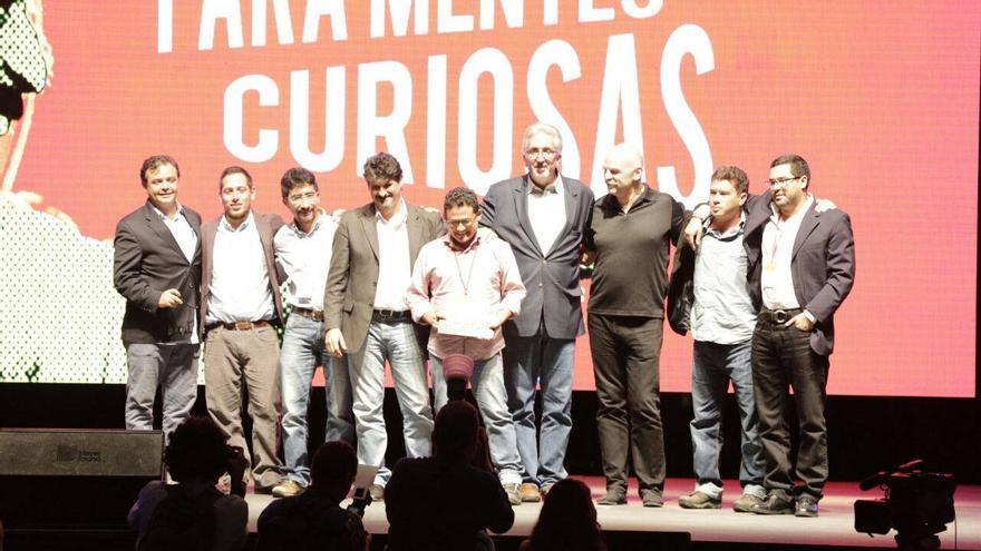 El equipo de elfaro.net de El Salvador, premio excelencia de la Fundación Gabriel García Márquez 2016