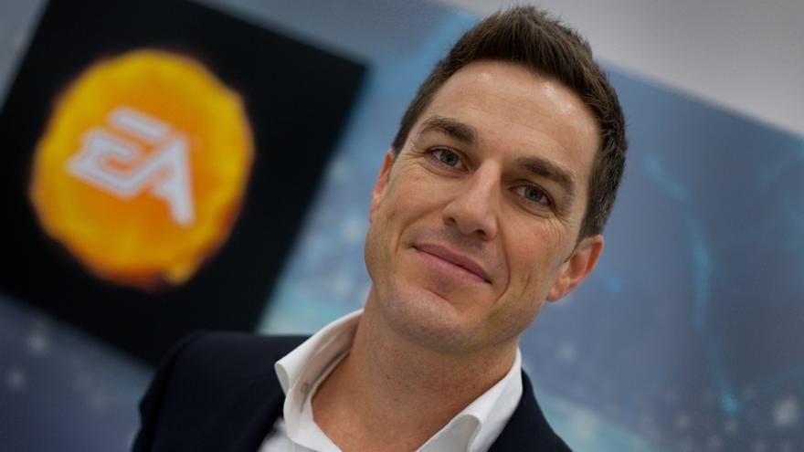 Andrew Wilson, CEO de EA