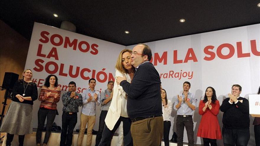 El PSC se compromete a ubicar el Senado federal en La Sagrera de Barcelona
