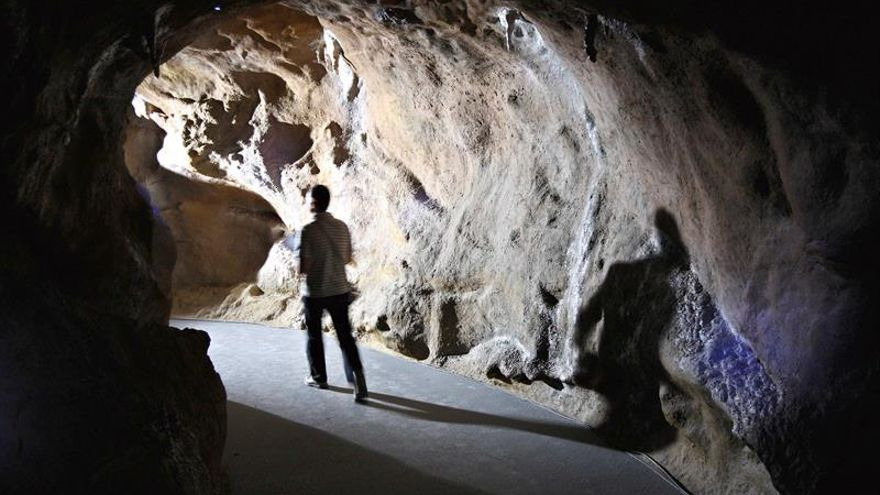 El tesoro paleolítico de Ekain es digitalizado y difundido en Internet
