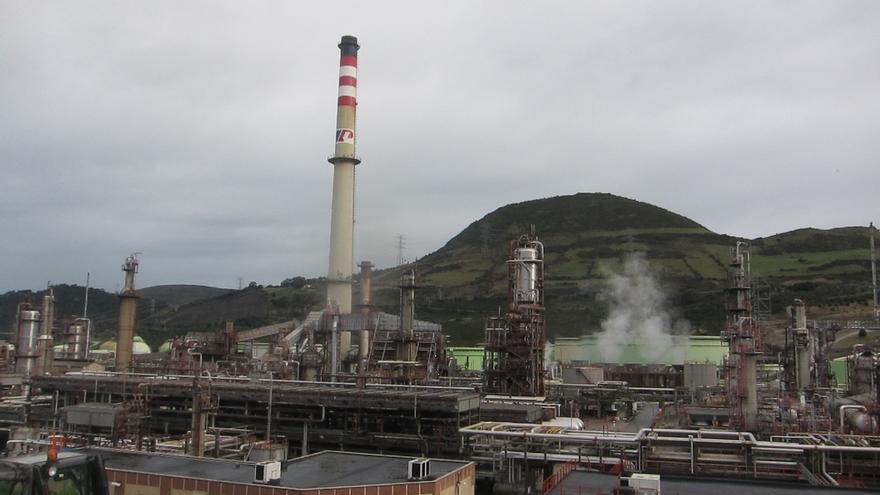 Petronor contará con un precalentador de aire que permitirá reducir 10.000 toneladas de emisiones de CO2 ...