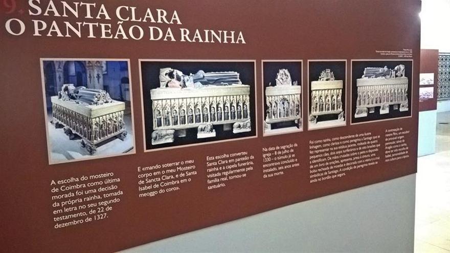 Coimbra rinde culto a santa Isabel, Infanta de Aragón y Reina de Portugal