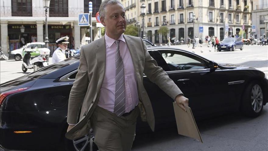 Reino Unido cree que un acuerdo para grupos ad hoc con España sobre Gibraltar está cerca
