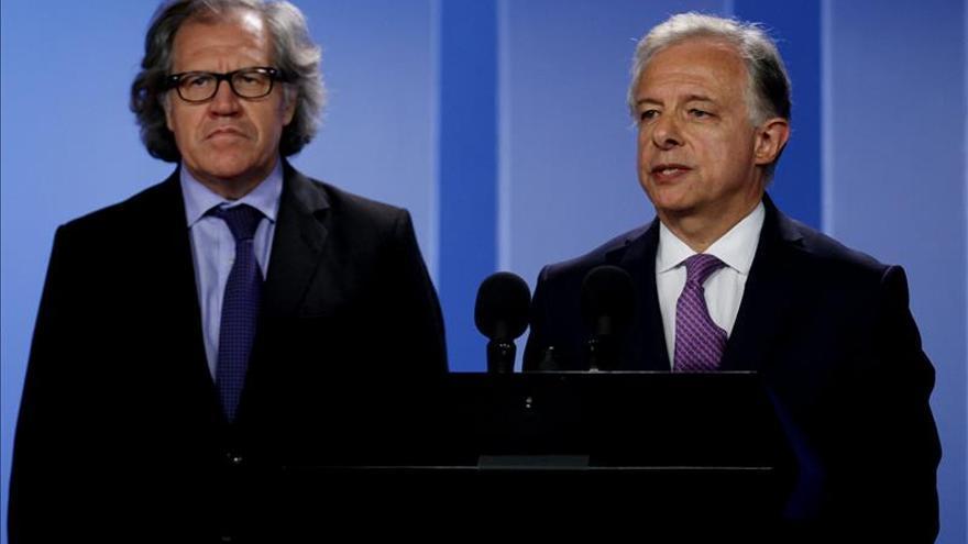 Colombia exige a la OEA que no guarde silencio ante la crisis fronteriza