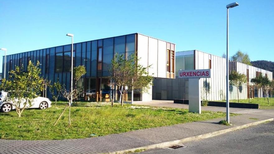 Centro de salud de Muros (A Coruña)