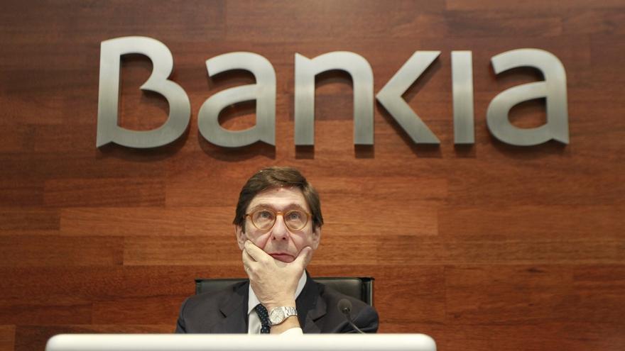Goirigolzarri cumple cinco años en Bankia y se marca como objetivo mantener la eficiencia de la entidad