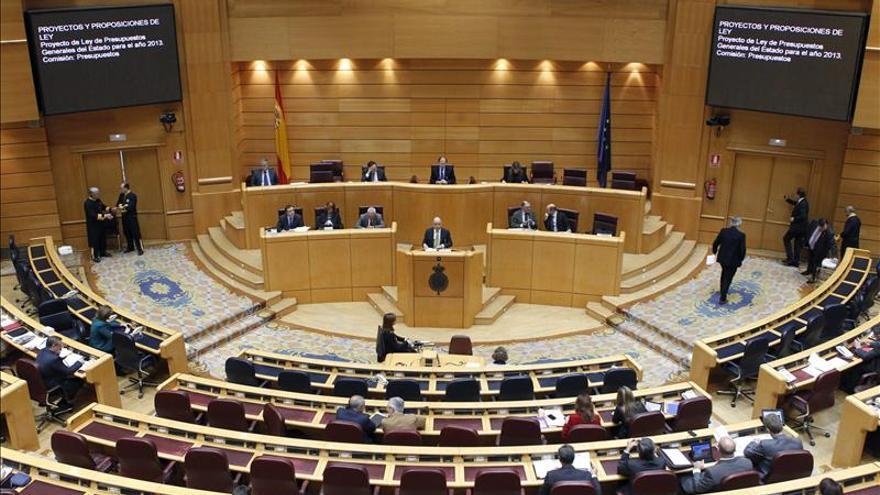 """El pleno del Congreso """"se muda"""" hoy al Senado por las obras"""