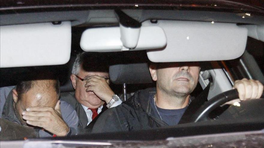Els detinguts pel cas del 3% segueixen a les comandàncies d'El Vendrell i Tarragona