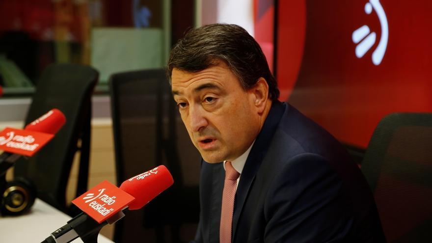 """Esteban (PNV) cree que """"es correr mucho"""" decir que el 155 se puede aplicar en Euskadi y no se está """"en esa situación"""""""