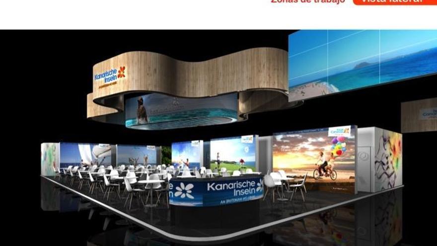 Canarias acudirá un año más a la Feria Internacional del Turismo de Berlín (ITB).