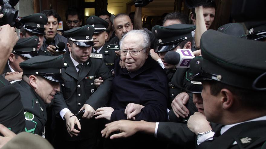 El expárroco chileno Fernando Karadima, considerado culpable de abusos por la justicia civil y la canónica / EFE