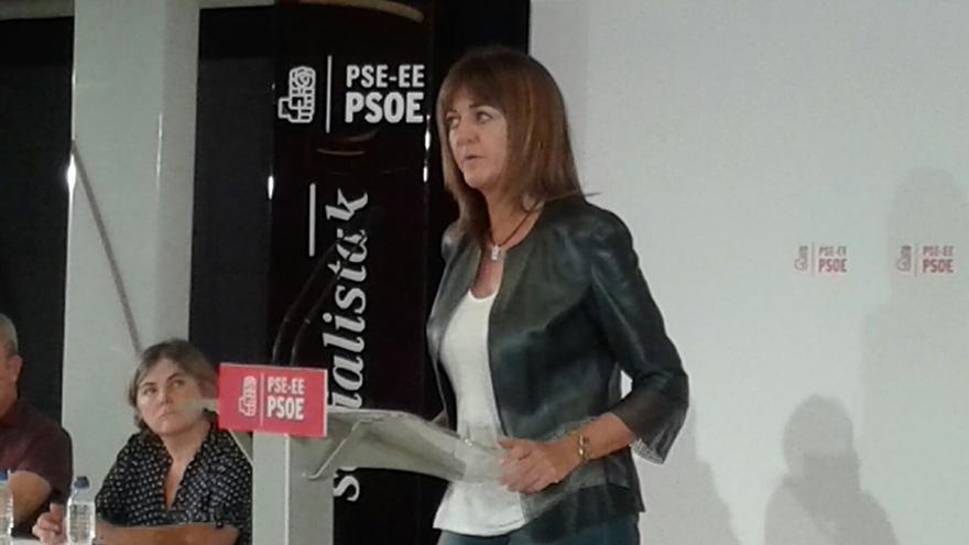 """Mendia se pregunta si hay quien quiere """"fracturar el PSOE"""" y romper con el PSC pensando en el congreso del partido"""
