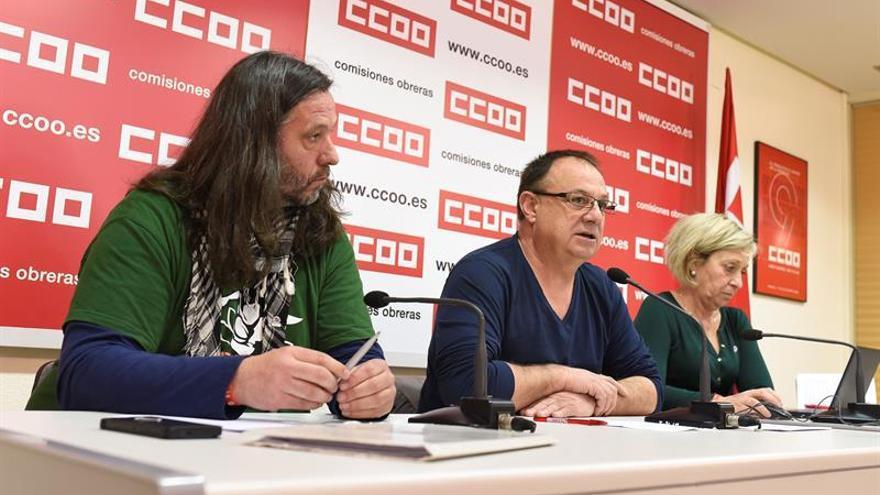 """Agustín Martín opta a la reelección y quiere una Industria de CCOO """"a la ofensiva"""""""