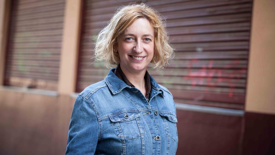 Patricia Luquin, candidata a la presidencia del Gobierno de Aragón por IU