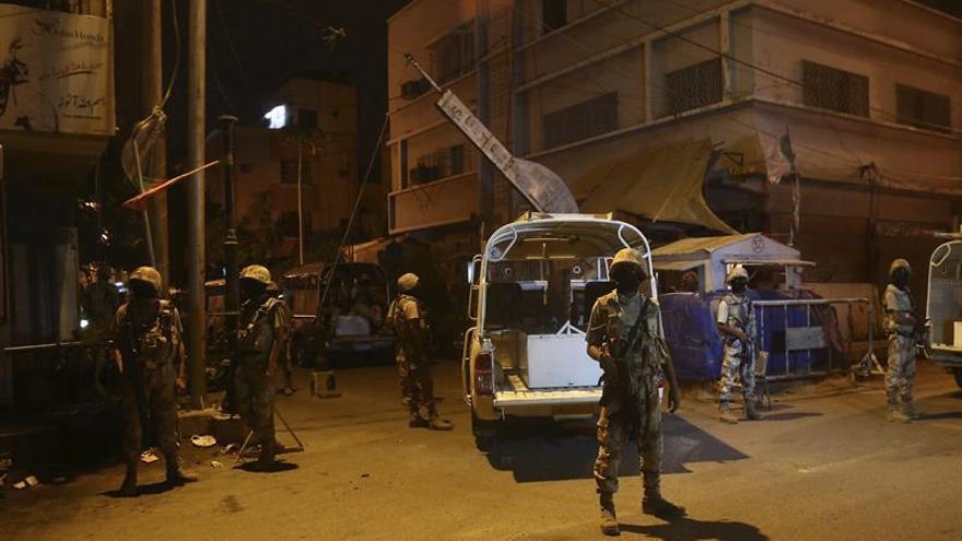 Clausuran las oficinas de un partido político tras el ataque a una televisión paquistaní