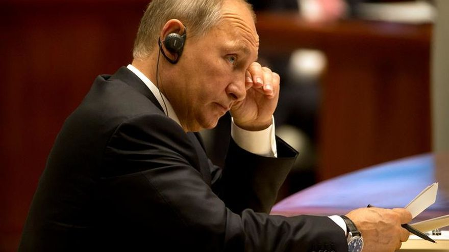 """Putin: unas sanciones más duras a Pyongyang podrían traer una """"catástrofe mundial"""""""