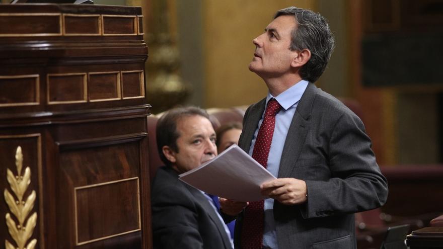 """El PSOE pide cuentas al fiscal en el Congreso por la """"injerencia"""" del Gobierno en el caso del presidente de Murcia"""