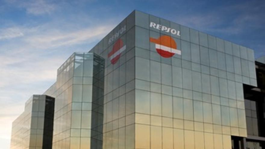 Sede de Repsol. (EUROPA PRESS)