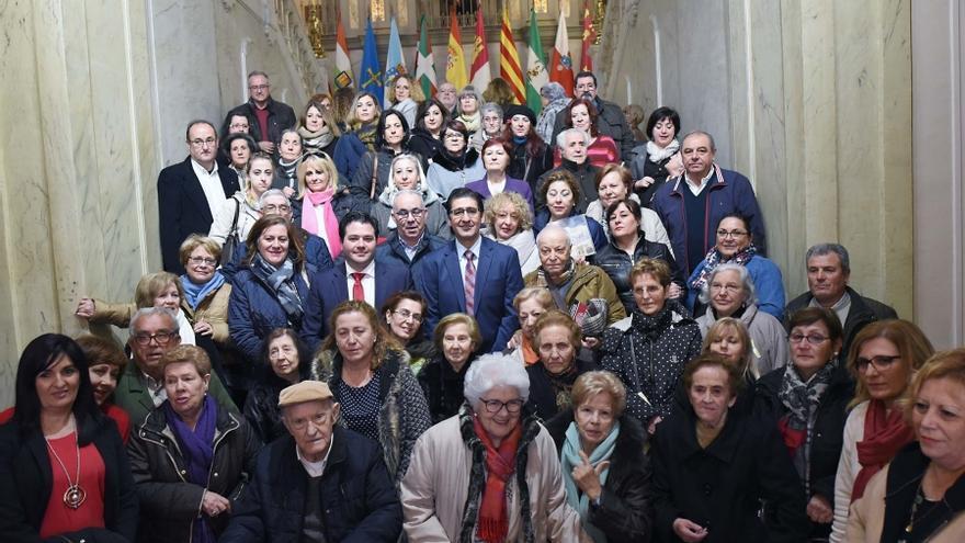 Acto homenaje victimas franquismo Ciudad Real