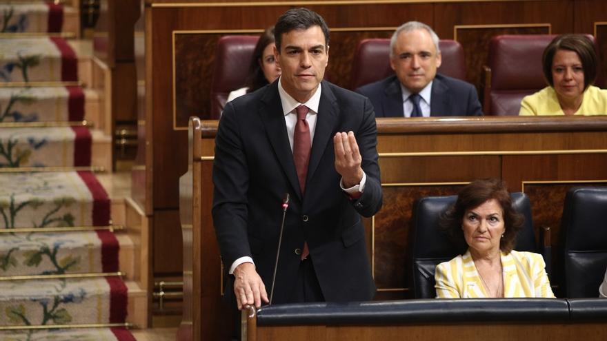 Sánchez responderá mañana en el Congreso a preguntas sobre pactos con separatistas, derechos civiles y nuevos impuestos